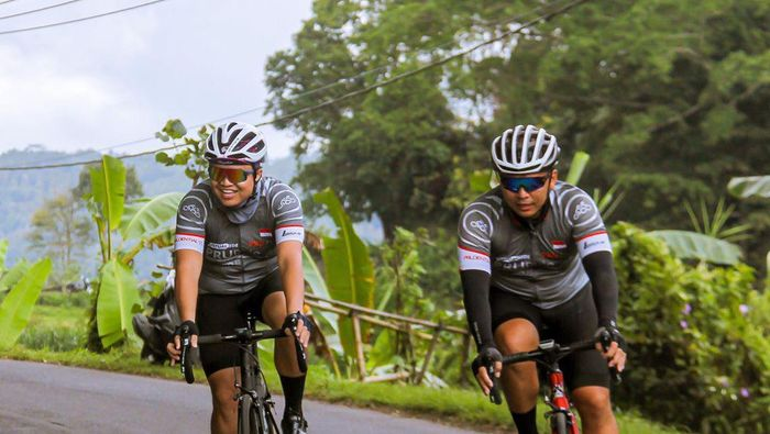 Balap Sepeda Virtual PRURide Indonesia 2021 dihelat 1-17 Agustus