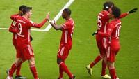 Bayern Munich Raih Gelar Juara Bundesliga 2020/2021