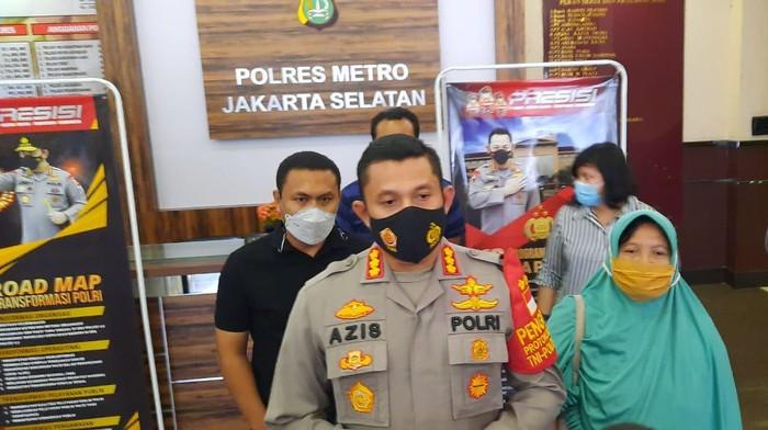 Polisi: Remaja Hendak Bunuh Diri di Mapolres Jaksel Idap Skizofrenia