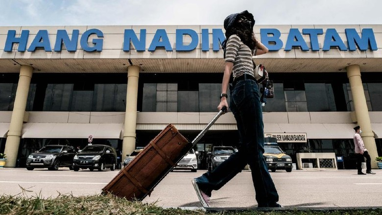 Safe Travel Corridor di Kepulauan Riau