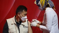 Vaksinasi Massal di BPJS Ketenagakerjaan