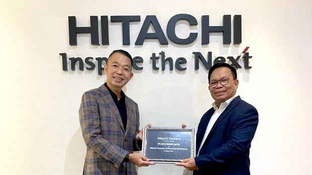 Hitachi Vantara gaet ECS Indo Jaya