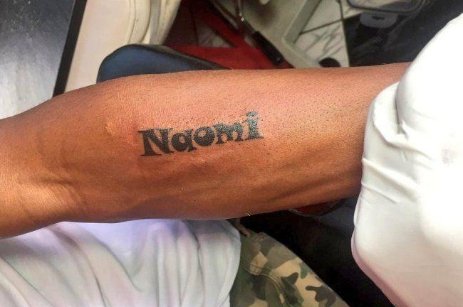 Kocak! Pria Ini Ubah Tato Nama Mantan Pacar, Dari 'Naomi' Jadi 'Indomie'