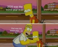 Kehidupan di tengah pandemi memang tidak mudah, beberapa meme bertebaran soal 2021 yang nampaknya bakal mirip 2020. Wah, harapannya sih bisa lebih baik, ya.