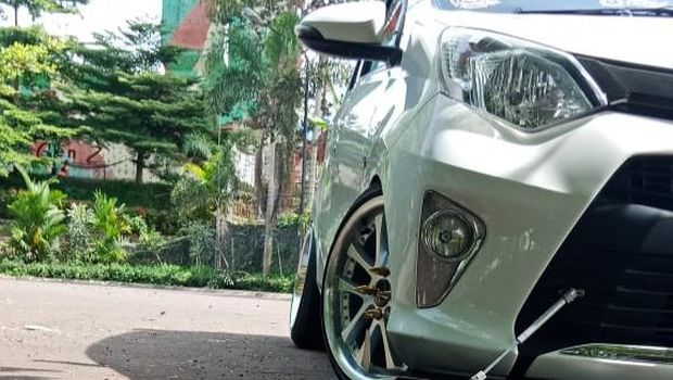 Modifikasi Toyota Calya