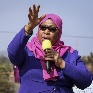 Mengenal Samia Suluhu Hassan, Presiden Wanita Pertama di Tanzania