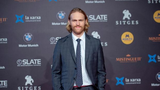 SITGES, SPAIN - OCTOBER 11:  Wyatt Russell attends the Premiere of 'OVERLORD' at the 2018 Sitges Film Festival held at the Hotel Melia on October 11, 2018 in Sitges, Spain.  (Photo by Samuel de Roman/Getty Images for Paramount Pictures)
