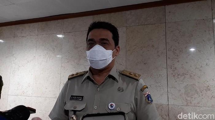 Wakil Gubernur DKI Jakarta, Ahmad Riza Paria