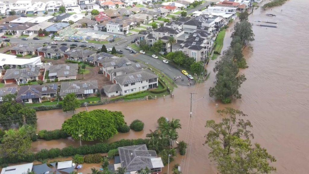 Banjir Terbesar di Australia dalam 50 Tahun, 18.000 Orang Mengungsi