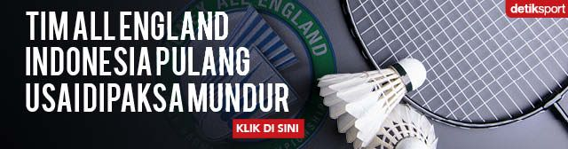 Banner All England 2021