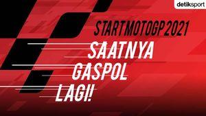 Start MotoGP 2021!