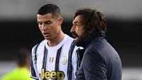 Presiden Juventus Tak Menyesal Gaet Ronaldo dan Pirlo