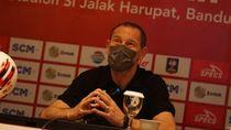 Persib Vs PSS Sleman: Dejan Antonic Hormati Maung Bandung