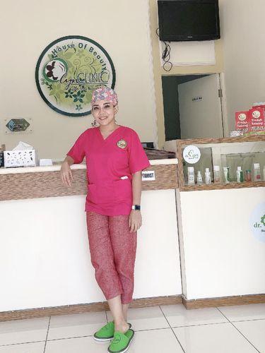 Dokter Estetika dan Anti Aging, dr Cynthia Jayanto, M. Biomed (AAM). Dok. pribadi dr Cynthia.