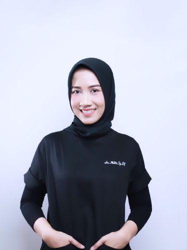 Dokter Spesialis Kulit dan Kelamin, dr Listya Paramita, Sp.KK.