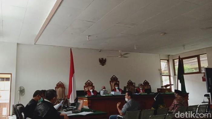 Eks Bupati Subang Jadi Saksi
