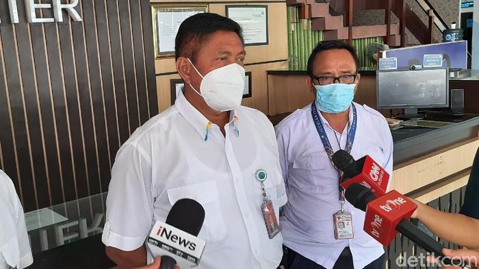 Executive General Manager Bandara Halim Perdanakusuma Marsma Nandang Sukarna