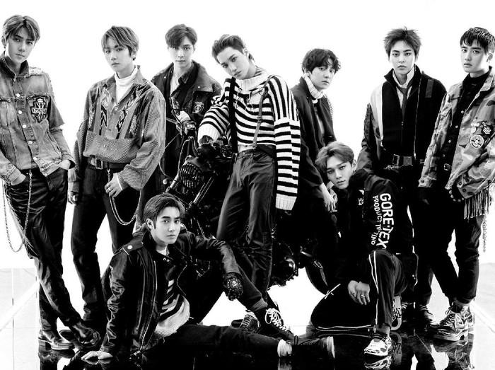 EXO. Foto: dok. SM Entertainment