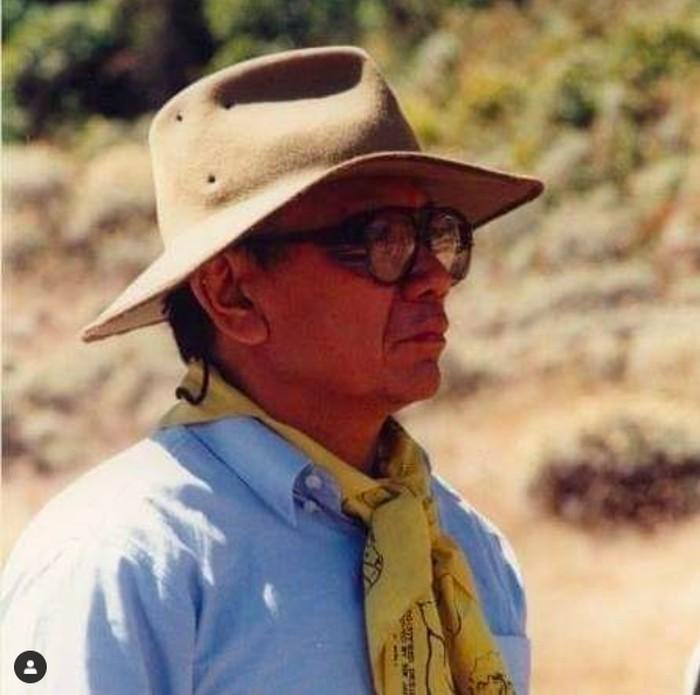 Herman Lantang (Dok Instagram Herman Lantang Camp)