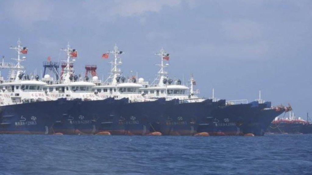 Menlu Filipina Lontarkan Komentar Sumpah Serapah untuk China