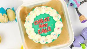 Ini 4 Alasan Minimalist Cake ala Korea Jadi Tren