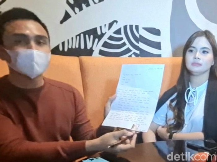 Lutfi Agizal minta maaf ke Shyalimar Malik