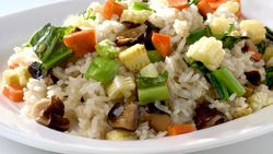 Resep Nasi Goreng Sayuran ala Resto Chinese Food yang Sedap Buat Sarapan