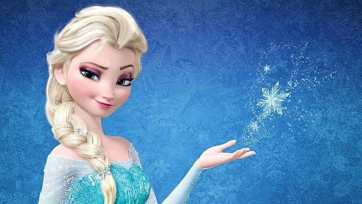 Ngakak! Buat Cake Elsa 'Frozen', Hasilnya Malah Elsa Tersiram Air Keras