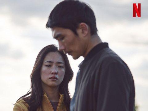 Film Korea Night In Paradise akan tayang di Netflix 9 April 2021.
