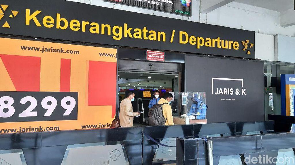 Bandara Halim Perdanakusuma Normal Kembali Mulai Hari Ini