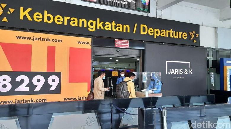 Operasional Bandara Halimperdanakusuma sudah kembali normal