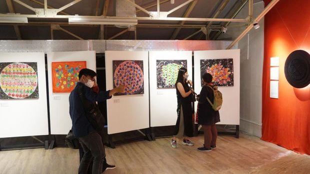 Pameran Seni Revive Hasil Kolaborasi Connected Art Platform dan M Bloc Space Jakarta