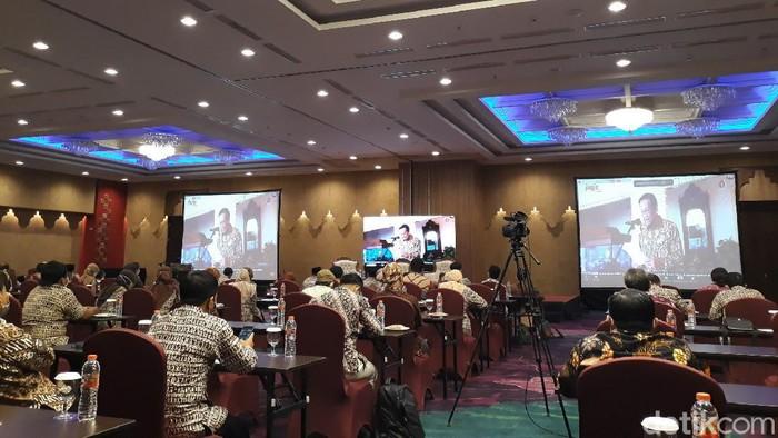 Pembukaan Kongres Aksara Jawa I di Yogyakarta