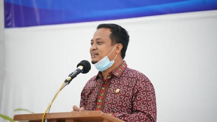 Plt Gubernur Sulsel Andi Sudirman Sulaiman (dok. Humas Pemprov Sulsel).