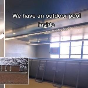 Viral Penampakan Rumah Bekas Gedung Sekolah, Begini Cerita dari Pemiliknya