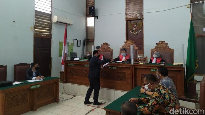 Sidang gugatan Tommy Soeharto