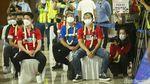 Didepak dari All England 2021, Kevin/Marcus Cs Tiba di Indonesia