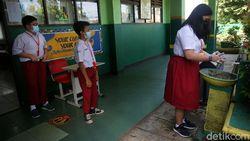 8 Prosedur Sekolah Tatap Muka Terbatas Tingkat SD
