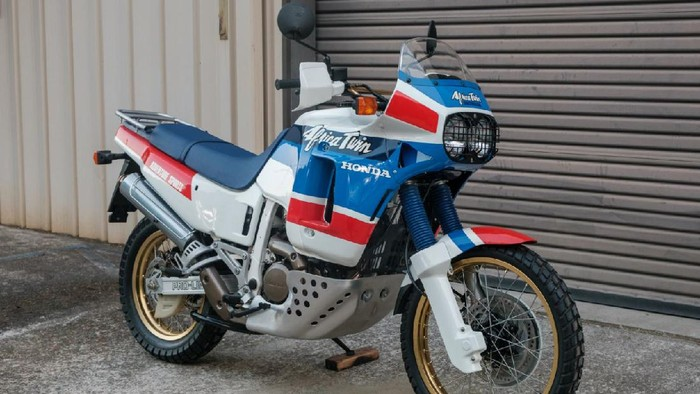 Africa Twin 1989