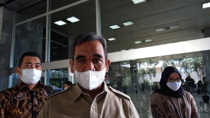 Sekjen Gerindra Ahmad Muzani.