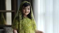 Foto: Gaya Arsy yang Menggemaskan di Acara Jelang Pernikahan Aurel Hermansyah