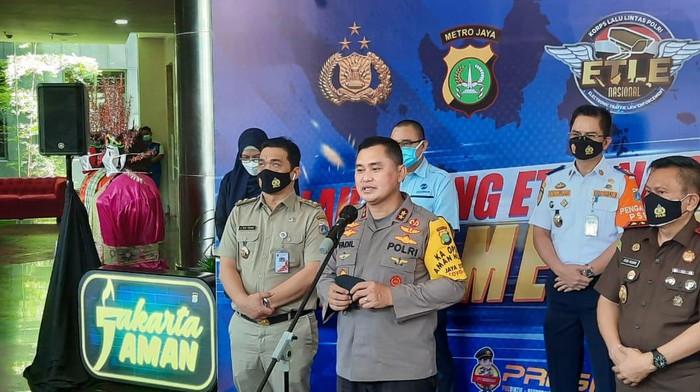 Kapolda Metro Jaya Irjen Fadil Imran di peluncuran virtual e-TLE Nasional