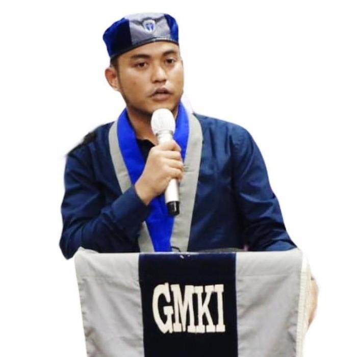 Ketua Umum DPP GMKI, Jefri Gultom.