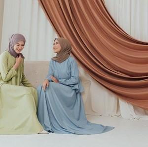 Koleksi Busana Muslimah untuk Tampil Elegan Saat Ramadan