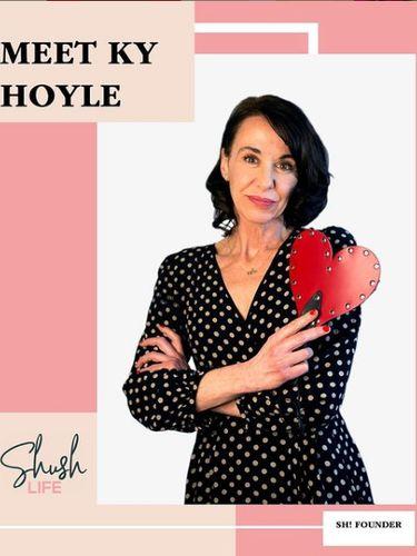 Ky Hoyle, pakar seks kelas online.