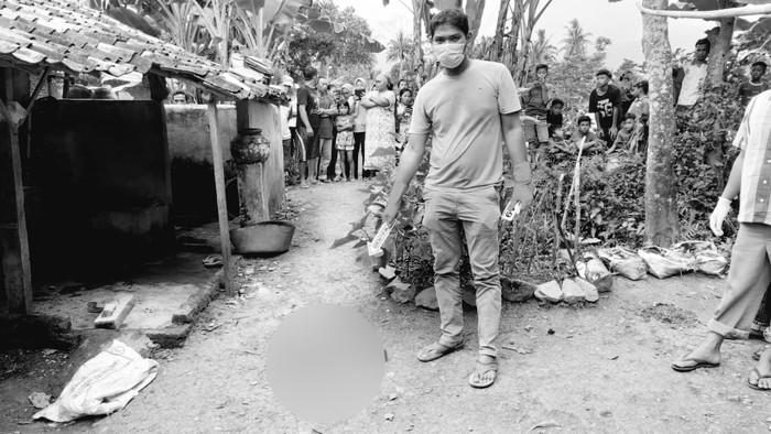 Lokasi anak penggal kepala ayah di Lampung Tengah