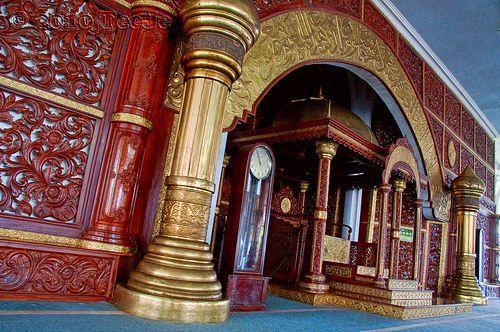 Masjid Terbesar di Jambi, Masjid Seribu Tiang