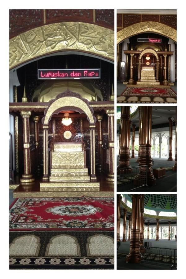 Sekarang, masjid kebanggaan Jambi ini menjadi salah satu destinasi favorit dan selalu ramai dikunjungi. Tidak hanya untuk beribadah, namun juga ada wisatawan yang berfoto di masjid megah ini.