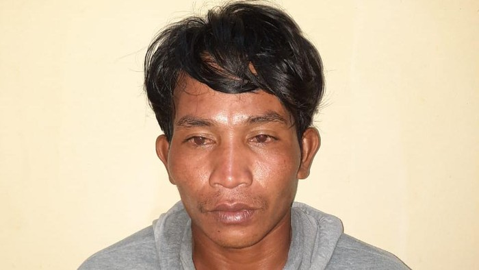 Pelaku pembunuhan Kakak beradik di Pulang Pisau Kalteng