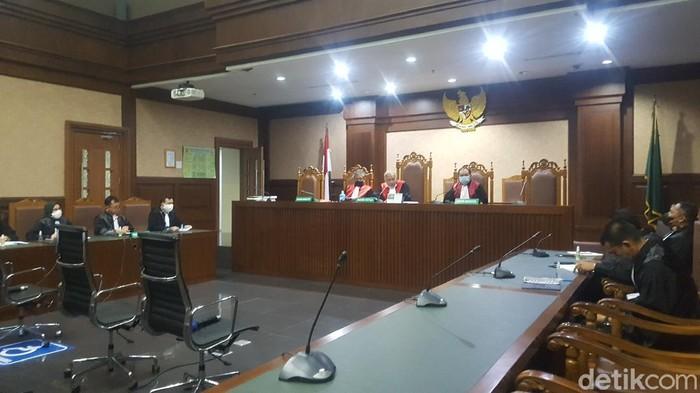 Pengadilan Tipikor Jakarta, Jalan Bungur Besar Raya, Jakarta Pusat.